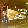 Auwa  Built 1948 Altoona by Gunnar Hermiston  Later Pictured Eldred Olson  Larry Olson  Father Son Repair Scandinavian Boat Shop  Astoria New Stem Planks Ribs