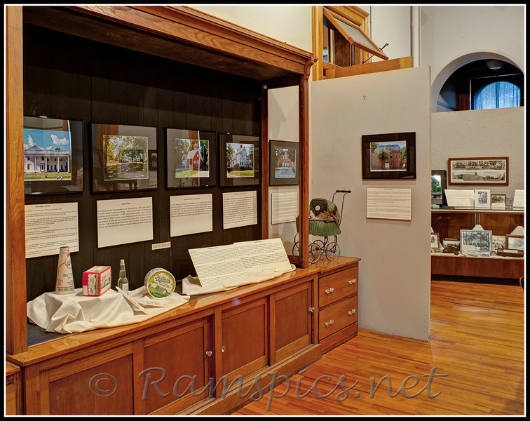 Historic Sites of Eaton County Exhibit currently on display untill September of 2012.