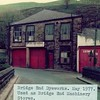 Cowpe Bridge End Dyeworks may 1977