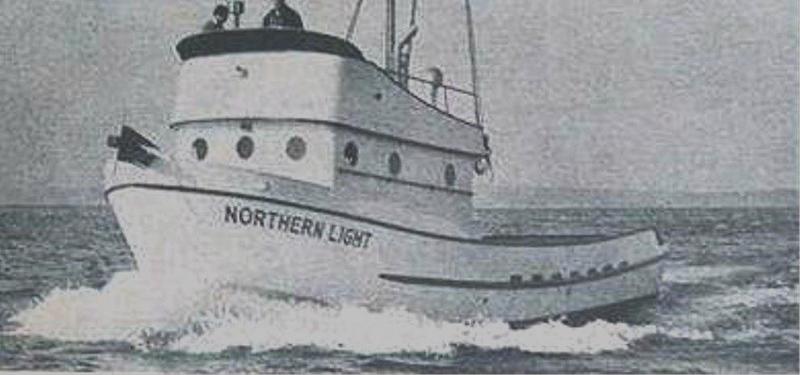 Northern Light Built 1964 Marco Seattle  Patrick Mullan  Henry Gain James Herbert Greg Moyer