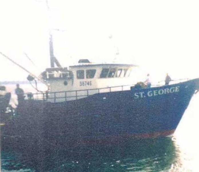 ST George Nancy Louise  Fairhaven  Built 1979 Moss Point Ms  Bering Pacific Marine  Patrick Dwyer   Alaska