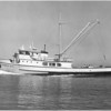 North_Sea,Southland,Built 1946 Tacoma,Documented 94.3x25.3x12,Tonnage 195 Grossx131 Net,Lost Dec 12-1968,Alaska_Crabber