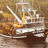 Icy Strait  Later Aleutian Isle  Built 1974 Marine Const Seattle  Anthony Tony Franulovich  Ronald Porter  James Bodding
