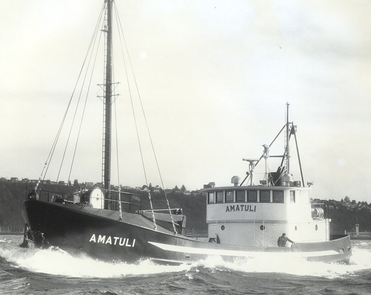 Amatuli,Built 1967 Seattle,Joseph Kurtz,Builder Pacific Fishermen Inc,