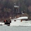 Seawind Built 1974 Columbia Boat Shop Astoria Builder and Owner Marvin Tolonen Later Jack Vantress  Ryan Vantress