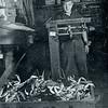 Al Hansen 1949,CRPA Scow Warrenton Buying Crab,130 Dozen this boat,