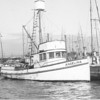 Angelina,Built 1944 Lindwall Boat Wks Santa Barbara,Charles Lindwall,Vic Lindwall,Eureka,