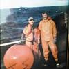 Robert Service  Ron Bofford  Bering Sea Alaska 1990's