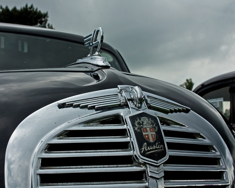 Chester le Street Classic Car Show 2014