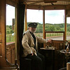Beamish Museum Mel the Tram Driver