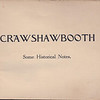 Crawshawbooth Historical Notes Friends Meeting House Renovation Souvenir 1922 1