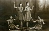 Goodshaw Pantomime Glamour section c1925