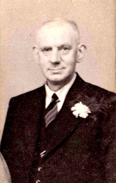 Crawshawbooth Albert Edward Welton