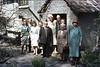Crawshawbooth Quakers 1960s Far left Jane Hargreaves 3rd from Elft Elizabeth Trickett door left Edna Trickett 1