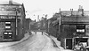 Crawshawbooth Junction of Water Street and Burnley Road early 1900s