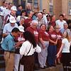 Crozier Tech Alumni Protesters