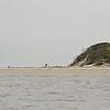 Little Cumberland Island at St. Andrews Sound Georgia - Graveyard of Waterway Markers 04-02-11