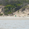 Little Cumberland Island at St. Andrews Sound Georgia - Graveyard of Waterway Markers 04-02-11