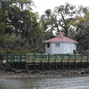 Plum Orchard area on Cumberland Island, Georgia along the Brickhill River 04-05-09
