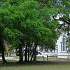 Plum Orchard Mansion on Cumberland Island, Georgia along the Brickhill River 04-05-09