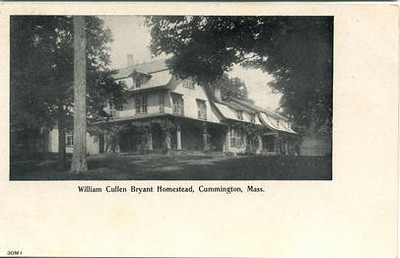 Cummington Bryant Home 1