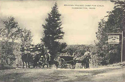 Cummington Belgian Village Camp
