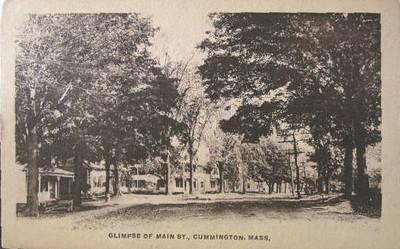 Cummington Main St