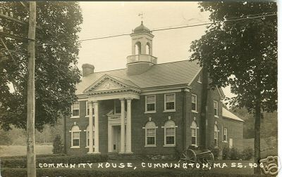 Cummington Community House