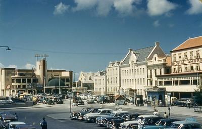 Curaçao 1950-1954