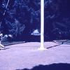 5. Flag pole area.