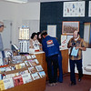 4. Ranger Phil Young at left, in the museum gift shop. Wish I could remember some of the other staff's names.