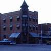 1. Hotel Becker, downtown Hardin, Montana. I actually remember this hotel from when me and a couple of college buddies passed thru the area in 1968. One was my college roommate, Ken Becker.