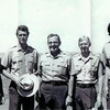 20. Great summer job in 1975, from left, supervisor Rich Rambur, me, Al Smith, Cliff Nelson, Phil Young.