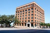 The Texas School Book Depository Building ( now called Dallas County Administrative Building)