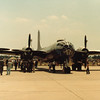 The B-29 Fifi at Mt. Comfort Air Show 1983