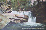 Dalton Natural Dam Winconah Falls