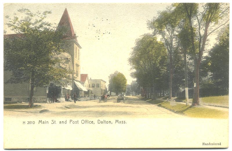 Dalton Main St & P O