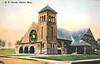 Dalton M E Church