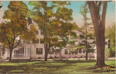 Dalton Irving House