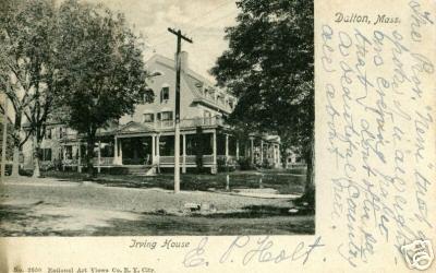 Dalton Irving House 1904