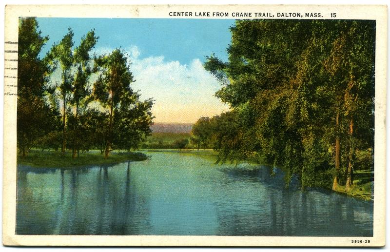 Dalton Center Lake
