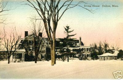 Dalton Irving House winter