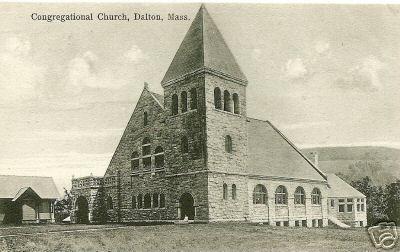 Dalton Congregational Church 1