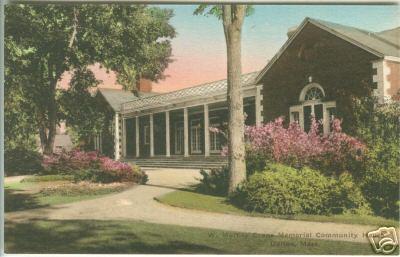 Dalton Crane Community House