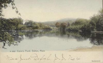 Dalton Early Crane's Pond