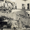 Bombed Police Barracks