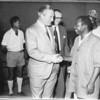 David Whitehead Kaduna Gordon Hartley Anthony Greenwood MP 1