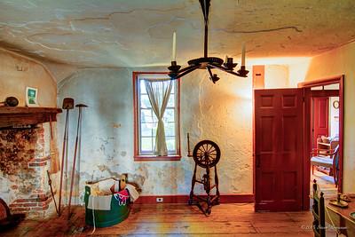 Amstel House Museum, New Castle, Delaware