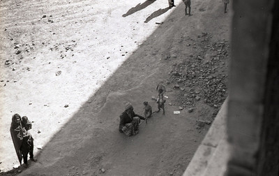 The view from Red Fort, Delhi, 1964