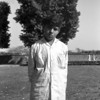 The Watcher. Red Fort, Delhi, 1964. Someone was always watching.